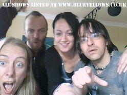 Image for The BlueYellows & Jonathan Tarplee (Solo)