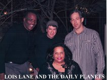 Lois Lane and the Daily Planets