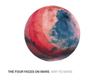 The Four Faces On Mars