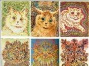 Louis Wain & the Cats