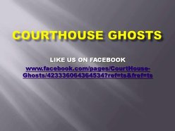 Image for CourtHouse Ghosts
