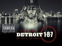 Detroit King Tape