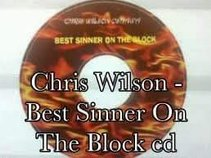 Chris Wilson Oshawa Best Sinner On The Block cd
