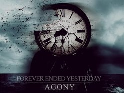 Image for FOREVER ENDED YESTERDAY