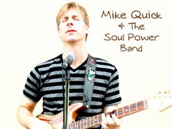 Mike Quick's Soul Power Band