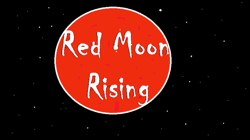 red moon rising meaning - photo #22