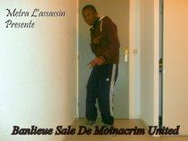 Banlieue sale De Moinacrim united