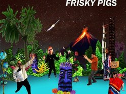 Image for Gnarlene and the Frisky Pigs