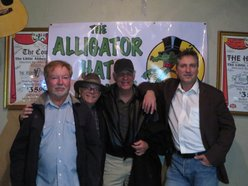 Alligator Hat Band