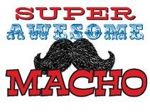 Super Awesome Macho