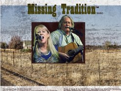 Image for Missing Tradition