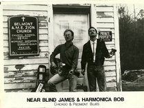 Near Blind James & Harmonica Bob
