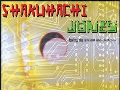 Image for Shakuhachi Jones