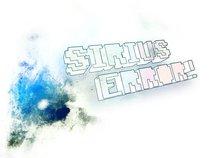 Sirius Error!