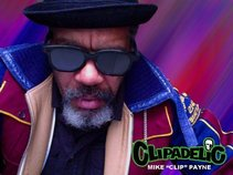 Mike Clip Payne of  Parliament Funkadelic