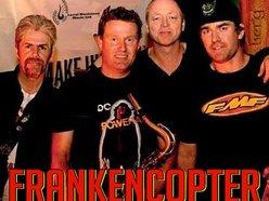 Frankencopter Rock Band