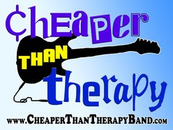 Image for Cheaper Than Therapy
