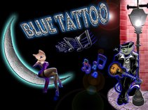 Blue Tattoo