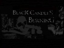 Black Candles Burning