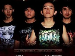 WEARESUFFERINGTERROR