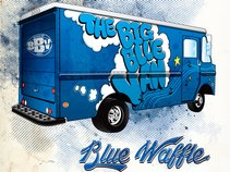 Big Blue Van