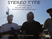 STEREO TYPE707