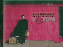 Lamont Gillispie & 100 Proof Blues