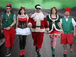 Image for Bad Santa and the Angry Elves