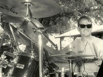 Dr. Mitch on the Drums