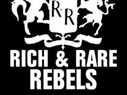 Image for The Rich and Rare Rebels