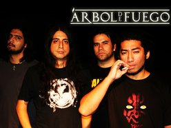 Image for ARBOL DE FUEGO