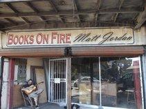 Books On Fire (Matt Jordan)