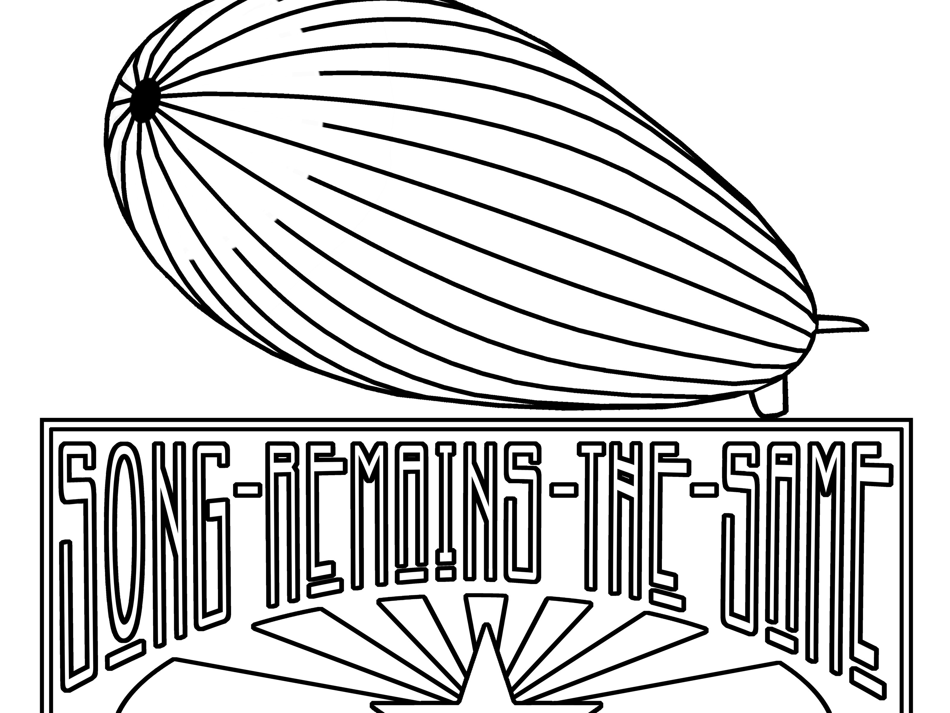 Image for Song Remains The Same