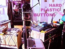 Hard Plastic Buttons