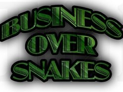 Business over snakes
