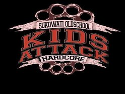 Image for KIDS ATTACK HC
