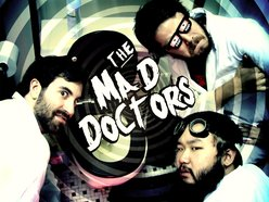 Image for The Mad Doctors
