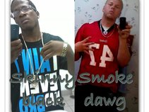K.I.D SKINNY AND SMOKE DAWG Homie Colide page