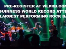 World's Largest Performing Rock Band