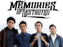 Memories Of Destroyed