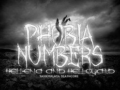 PHOBIA NUMBERS