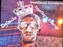 KingDanoDee Vs PoppaThug AKA SkinnySupa