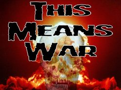 Image for This Means War