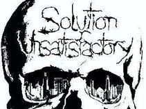 Solution Unsatisfactory