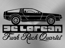 Image for DeLorean Blues Machine