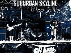 Image for Suburban Skyline