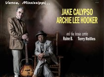 JAKE CALYPSO AND ARCHIE LEE HOOKER