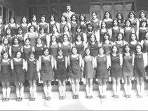 Coro del Liceo de Niñas de Antofagasta