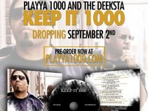 Playya1000 & The Deeksta