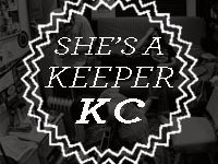 Image for She's A Keeper